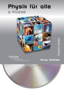 Physik für alle 2, CD-ROM, Cover