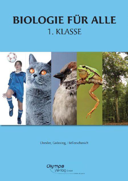 Biologie für alle 1, Cover