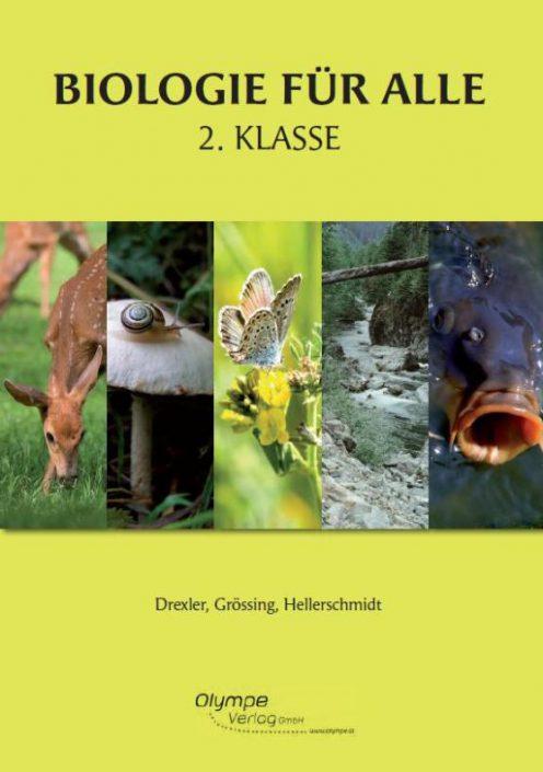 Biologie für alle 2, Cover