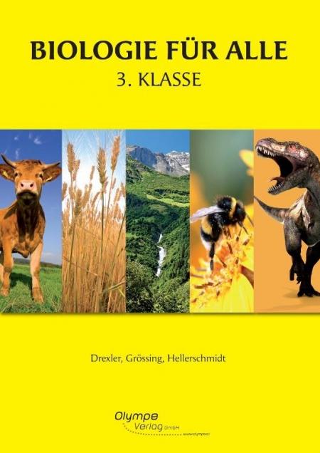 Biologie für alle 3, Cover