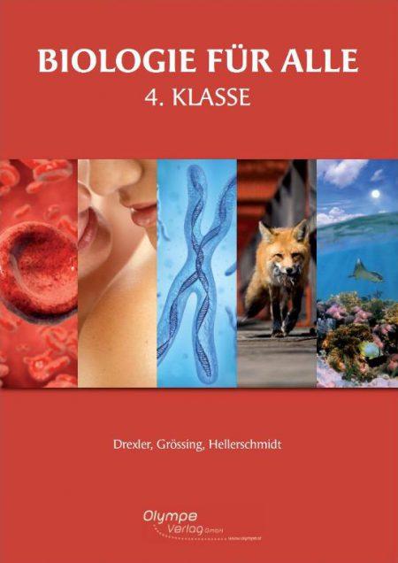 Biologie für alle 4, Cover