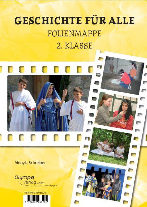 Geschichte für alle 2 - Folienmappe, Cover
