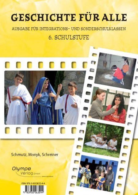 Geschichte für alle, 6. Schulstufe, Cover