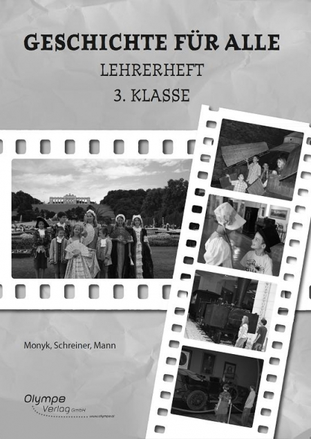 Geschichte für alle 3 - Lehrerheft - Cover