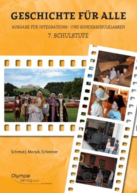 Geschichte für alle, 7. Schulstufe, Cover