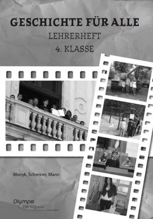 Geschichte für alle 4, Lehrerheft, Cover