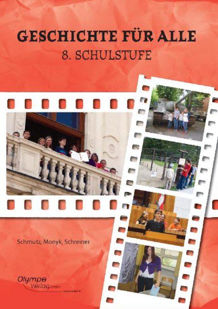 Geschichte für alle, 8. Schulstufe, Cover