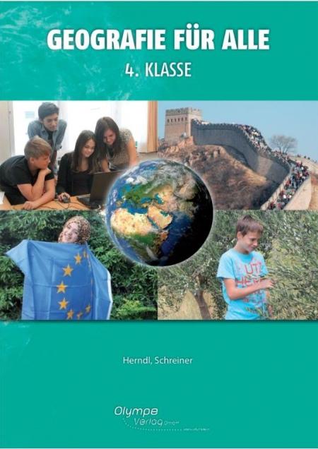 Geografie für alle 4, Cover