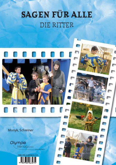 Sagen für alle, Die Ritter, Cover
