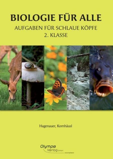 Biologie für alle 2, Aufgaben für schlaue Köpfe, Cover