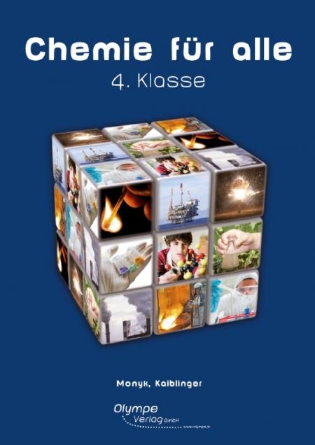 Chemie für alle 4, Cover