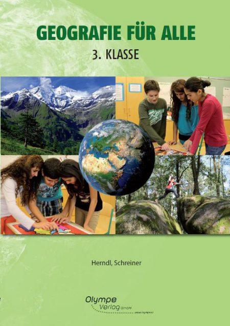 Geografie für alle 3, Cover