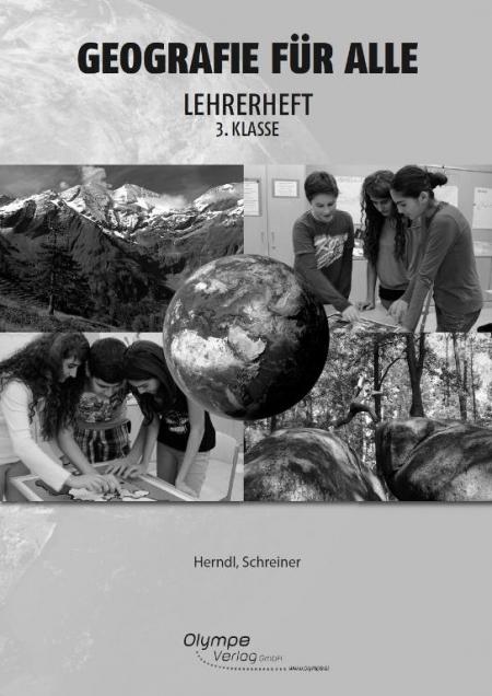 Geografie für alle 3, Lehrerheft, Cover