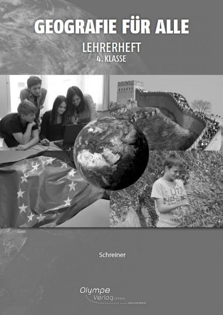 Geografie für alle 4, Lehrerheft, Cover