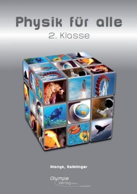 Physik für alle 2, Cover