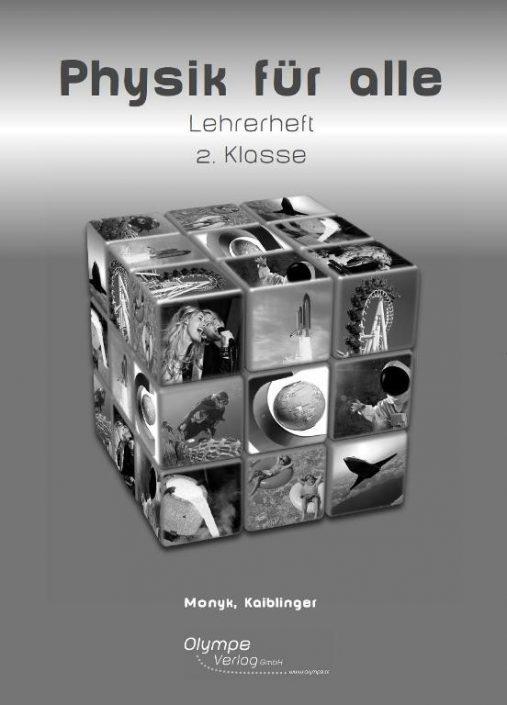 Physik für alle 2, Lehrerheft, Cover