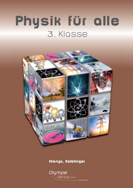 Physik für alle 3, Cover
