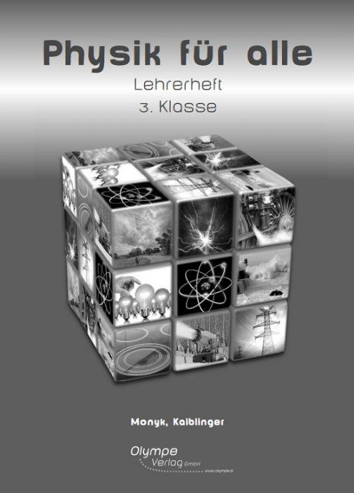Physik für alle 3, Lehrerheft, Cover