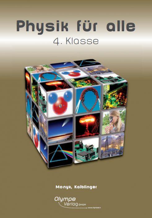 Physik für alle 4, Cover