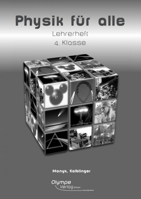 Physik für alle 4, Lehrerheft, Cover