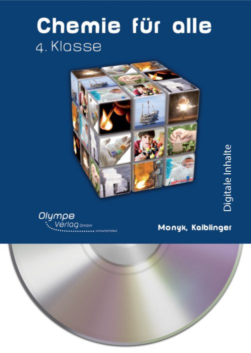 Chemie für alle 4, CD-ROM, Cover