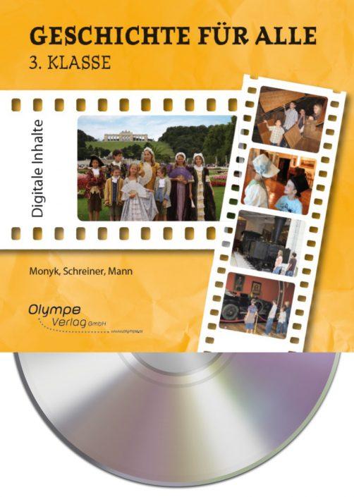 Geschichte für alle 3, CD-ROM, Cover