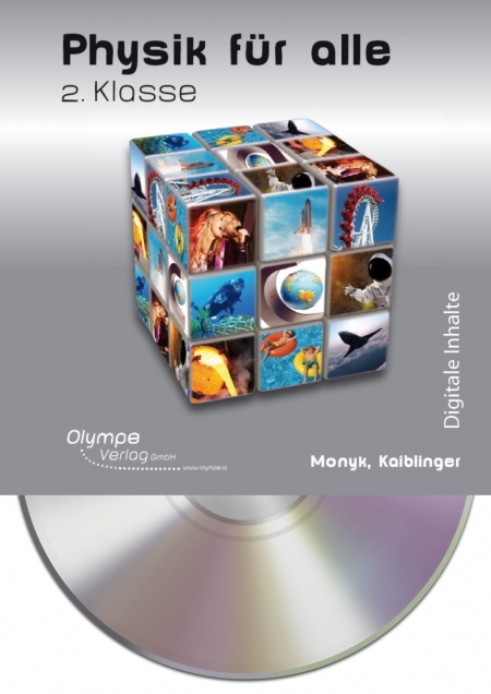 Physik für alle 2, CD-ROM, Cover