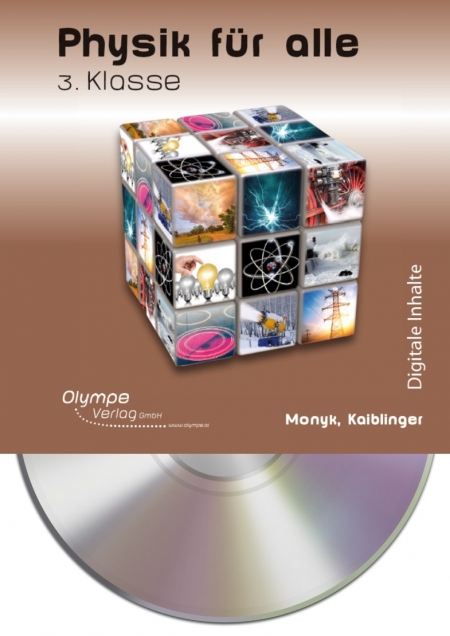 Physik für alle 3, CD-ROM, Cover