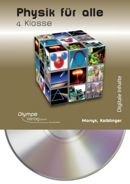 Physik für alle 4, CD-ROM, Cover