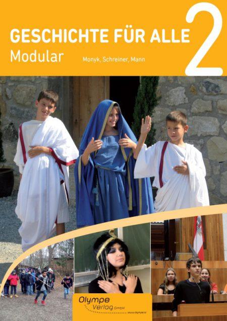 Geschichte für alle 2 - Modular, Cover