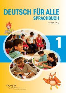 Deutsch für alle 1 - Sprachbuch, Cover