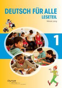 Cover Deutsch für alle 1, Leseteil