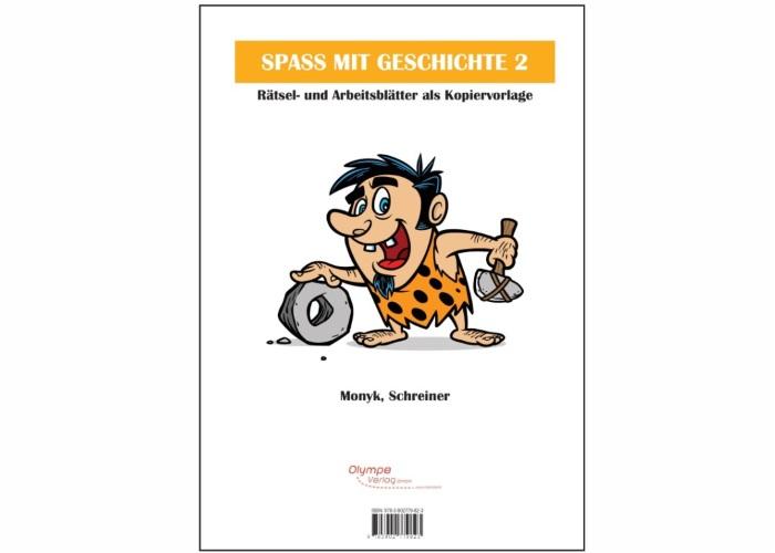 Cover von Spaß mit Geschichte 2
