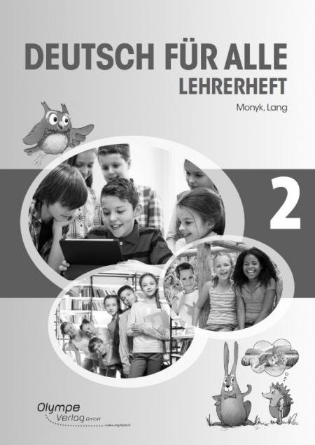 Cover von Deutsch für alle 2 - Lehrerheft