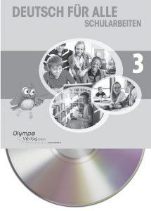 Deutsch für alle 3 - Schularbeiten, Cover